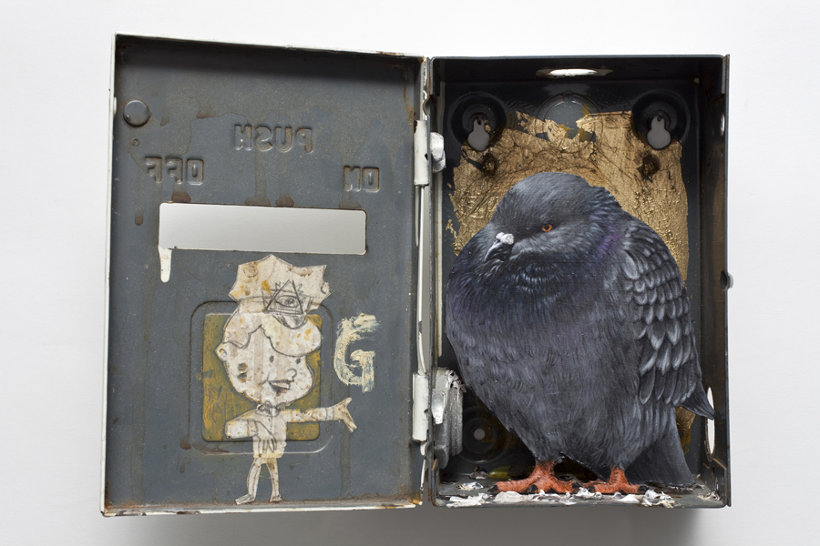 Jail Bird (b)